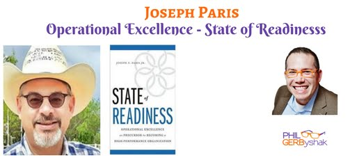 Operational Excellence and a State of Readiness – Phil Gerbyshak