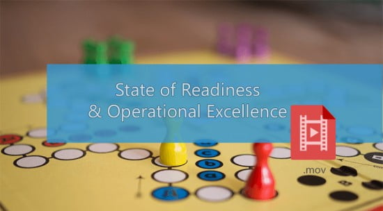 State of Readiness and Operational Excellence – Thought Leader Interview